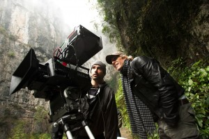 New IMAX® 3D Digital Camera.