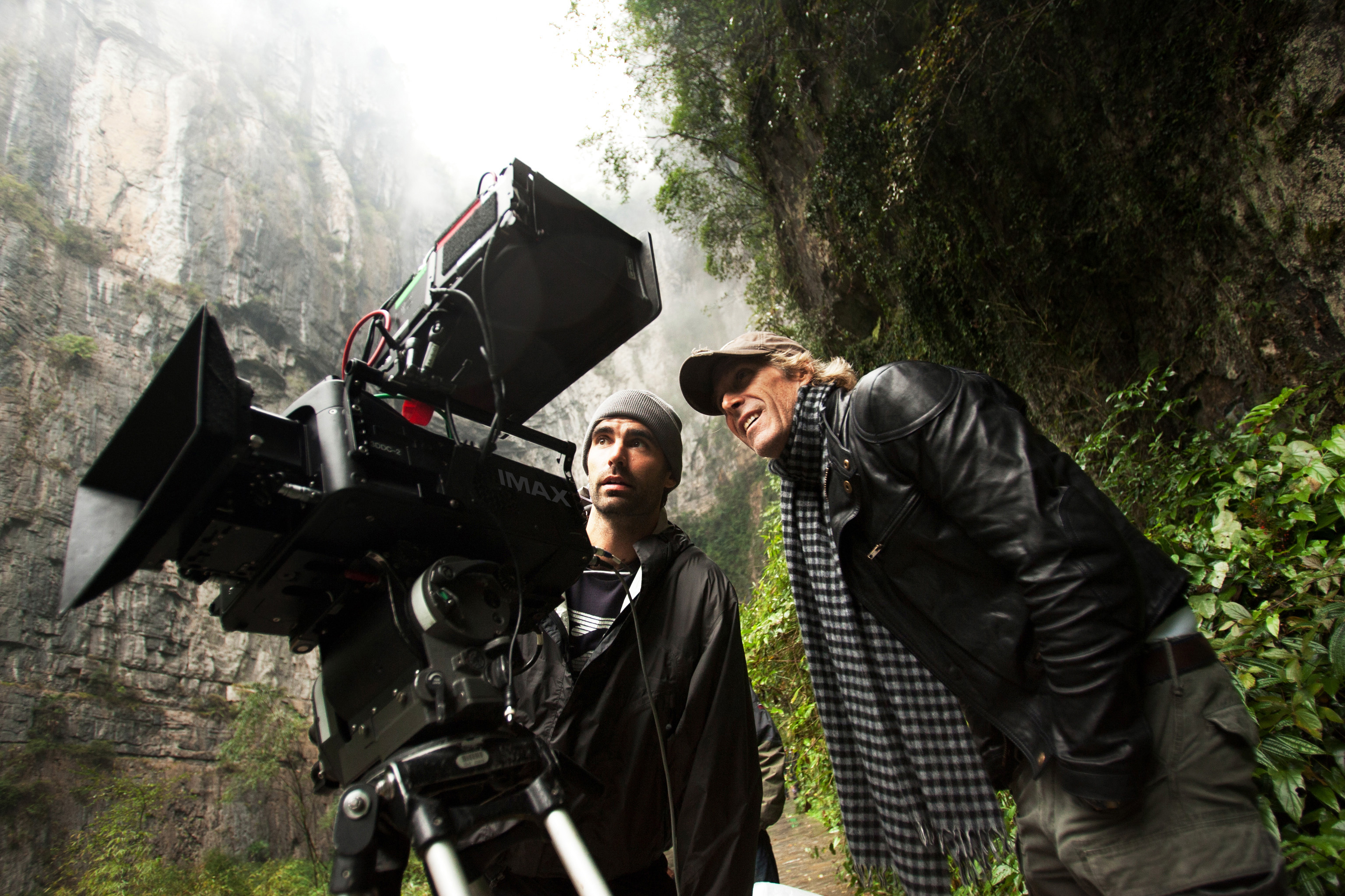 New IMAX® 3D Digital Camera Makes a Big Screen Debut in Transformers: Age of Extinction