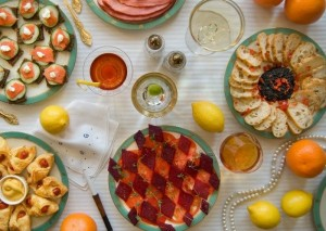 Fictitious Dishes: Literature's Most Memorable Meals.